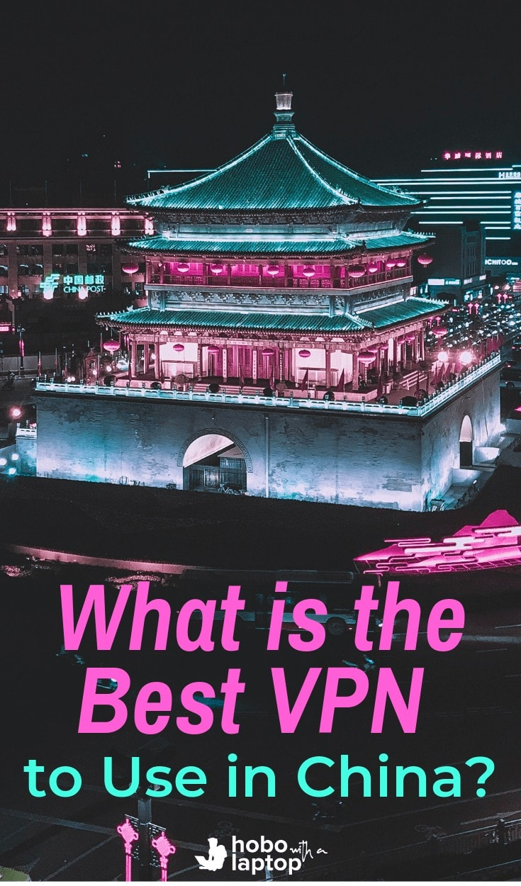 best free VPN to use in China