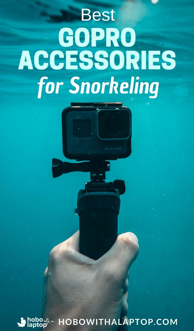 GoPro accessories for snorkeling