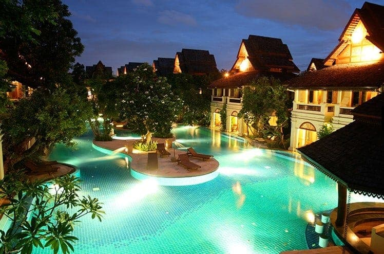 Chiang Mai Swimming Pools