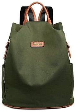 mid size backpack packing list southeast asia