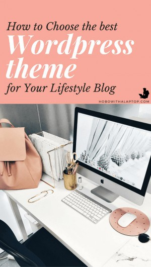 best wordpress theme lifestyle blog
