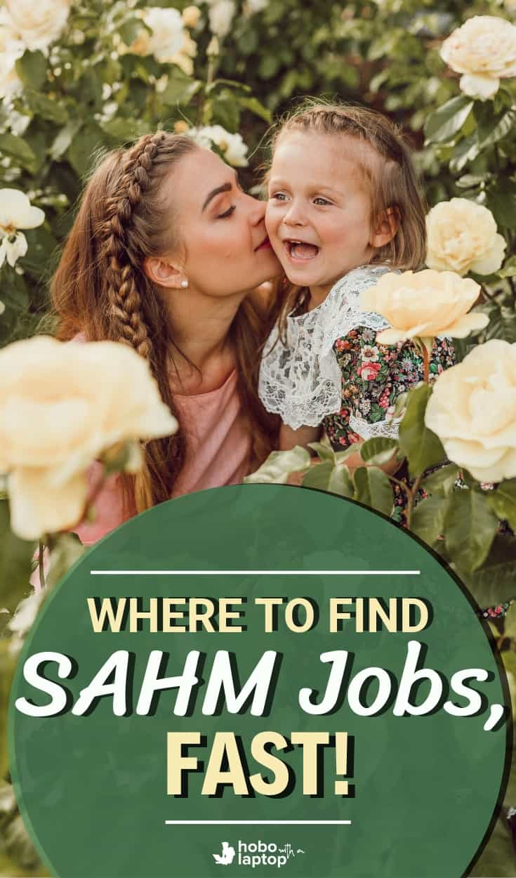 work from home mom jobs