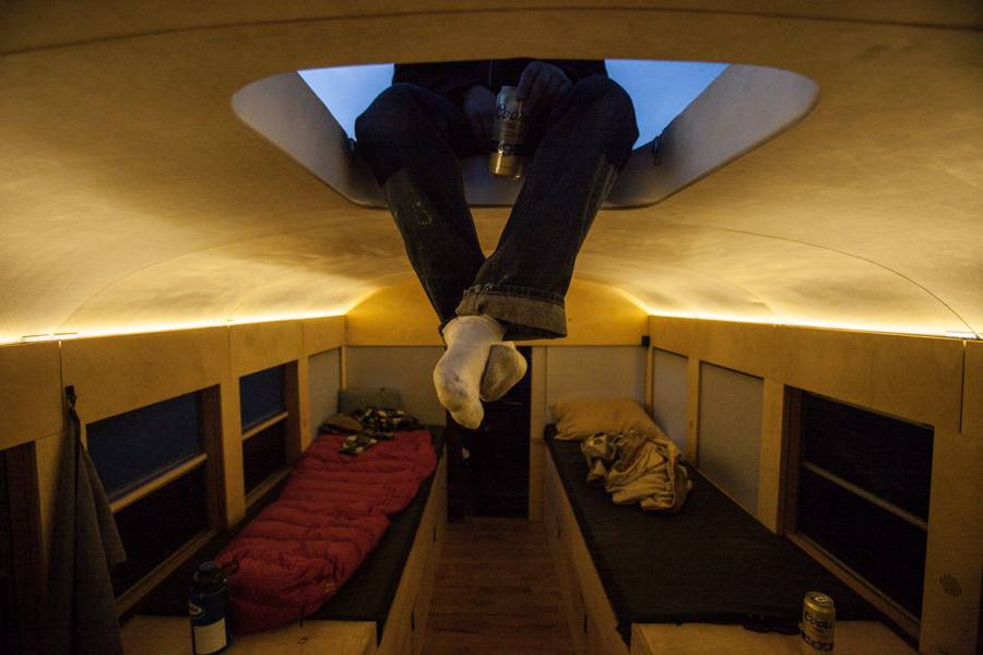 tiny house home bus conversion coors