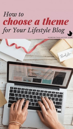 lifestyle blogger best wordpress themes