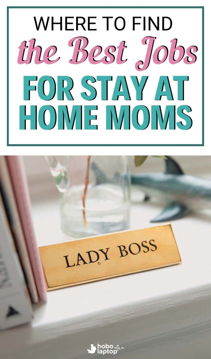 Online Jobs for Stay at Home Moms