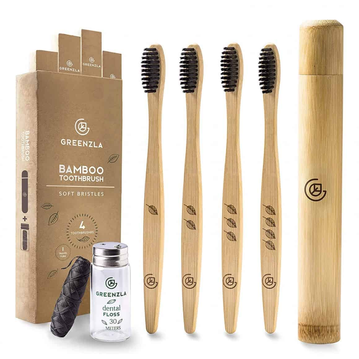 Bamboo Travel Toothpaste