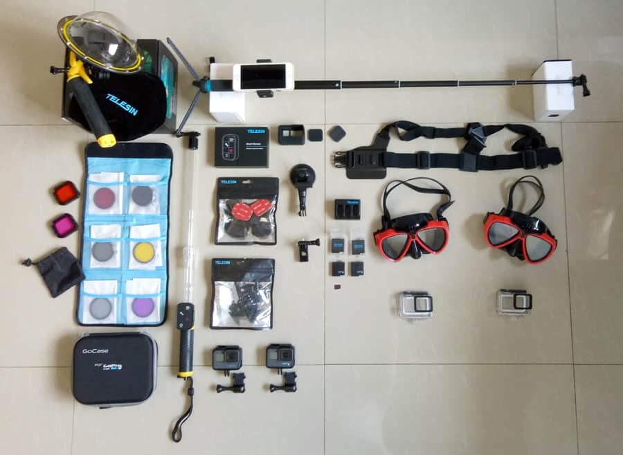 Best GoPro Hero 6 Accessories