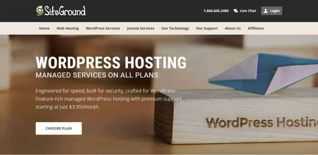 Best WordPress Hosting to Start a Blog
