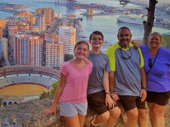 Digital Nomad Family Interview