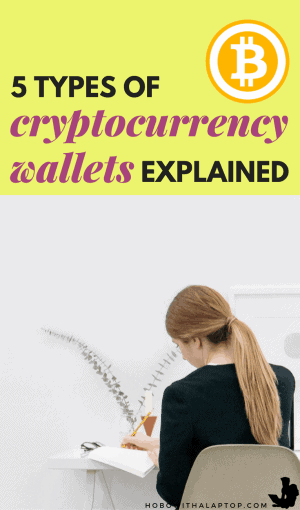cryptocurrency wallets types