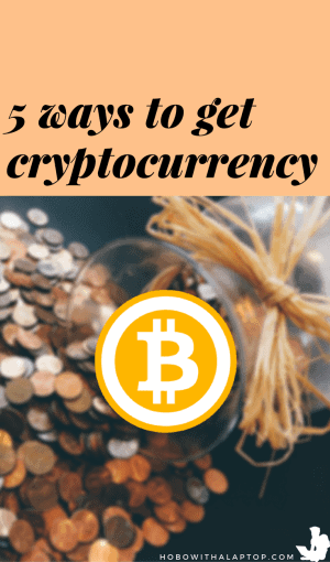 how to get cryptocurrency