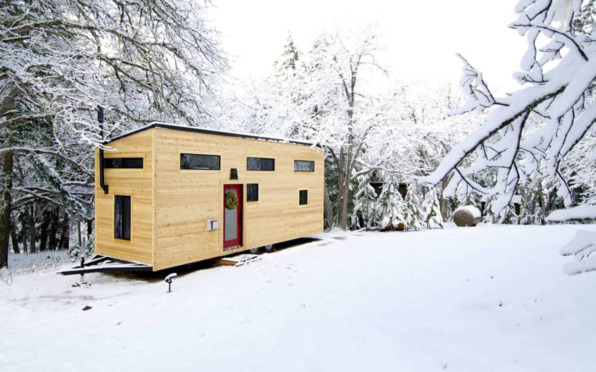 Modern Tiny Houses Big Fascination Hobo With A Laptop