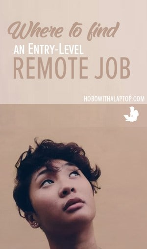 Where Find Entry-Level Remote Jobs