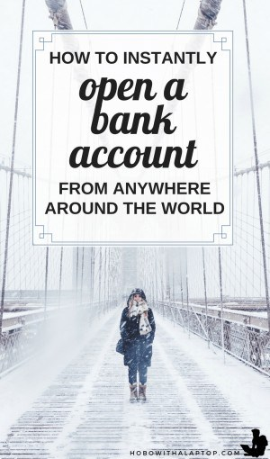 best bank account digital nomad