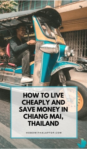 chiang mai how to save money