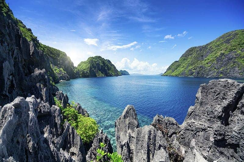 el nido best beach philippines