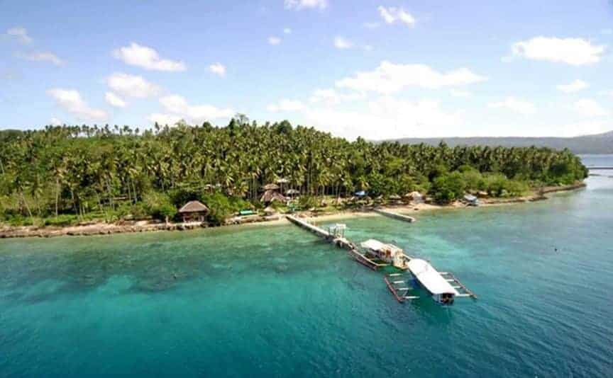 samal best beach philippines